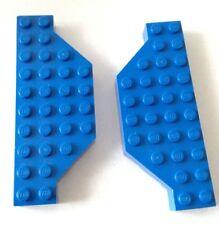 LEGO 2X BRICK 4X10 BLU 30181 LOTTO SET KG MATTONCINI SPED GRATIS SU + ACQUISTI