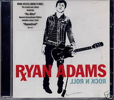 RYAN ADAMS - ROCK N ROLL (BONUS TRACK) NEU + OVP