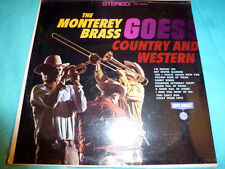 Monterey Brass - Goes Country & Western SEALED!! LP