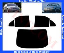 Pre Cut Window Tint Mercedes S Class 4D 98-05 Rear Window & Rear Sides Any Shade