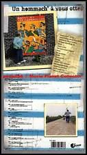 """RAOUL ET LES CAPENOULES """"Un Hommach à vous ottes"""" (CD Digipack) 2003 NEUF"""
