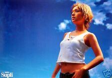 Hamasaki Ayumi Kirin Supli Promo Poster  B2 Very Rare