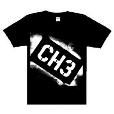 Channel 3 - EP  Music punk rock t-shirt  NEW
