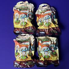 Disney Gravity Falls Domez Disney Collectible Minis Domed Mini Figure Lot of 4