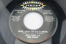 Della Reese: When I Grow Too Old to Dream / You're Just in Love [VG+ Copy]