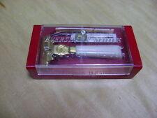Eversharp Schick Injector Safety Razor w/Case Blades & INSTRUCTIONS Vintage
