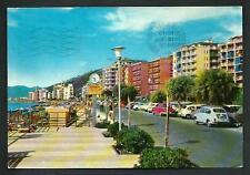 Loano ( Savona ) e Borghetto S. Spirito - cartolina viaggiata nel 1976