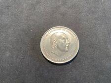 1966 (66) SPAIN SILVER 100 PESETAS BU Coin FREE USA SHIPPING!