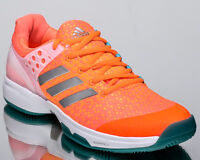 adidas adizero Ubersonic 2 II Women's Tennis Shoes Low Athletic Sport Sneakers