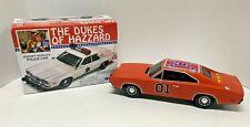 2006 Sheriff Roscoe Police Car 1/25 Model Kit/Talking General Lee Dukes Hazzard