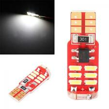 Free Lamp 15-SMD 4014  Car LED Marker Light White DC 12V T10 W5W Cree LED