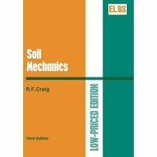 Soil Mechanics by Craig, R. F.