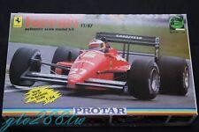 Protar 1/24 scale F1 kit- Ferrari F1/87 (M.Alboreto/G.Berger) w/Tobacco livery