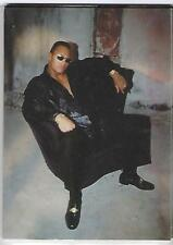 World Wrestling Federation Smack Down collector cards-The Rock PROMO card #P3.
