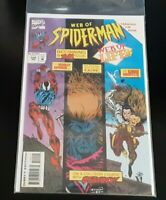 Web of Spider-Man #120 Web of Life High Grade Comic Book RM6-293