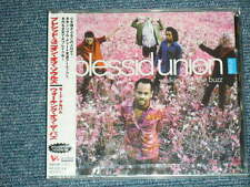 BLESSID UNION OF SOULS Japan 1999 PROMO SEALED CD+Obi WALKING OFF THE BUZZ
