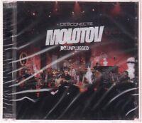 MOLOTOV MTV Unplugged El Deconecte CD / DVD *NUEVO* FAST SHIPPING!