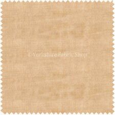 Soft Flock Velvet Fabric In Beige Colour Upholstery Material Fabric - 518