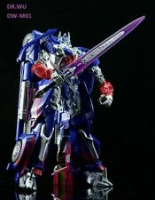 Dr.Wu DP-M01 Purple Cavalier BIG sword FOR FILM 4 Optimus Prime