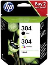 HP 304 Cartouches d'Encre (3JB05AE) - Noir/Tricolore
