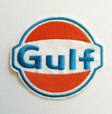 1 Écusson Brodé Thermocollant NEUF ( Patch Embroidered ) - Gulf