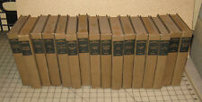 1915 S. WEIR MITCHELL Author's Definitive Edition 16 Vol HC Book Possible Set