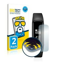 2x BROTECT Displayschutzfolie Samsung Galaxy Fit e 3D Curved Full Cover