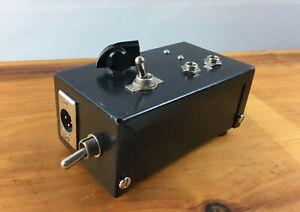 Wolfbox Motown style DI Vintage Parts DIY Kit Triad A-12J Input Transformer 5/10