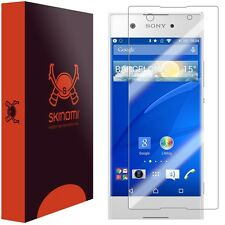 Skinomi Clear Screen Protector Film Cover for Sony Xperia XA1
