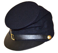 American Civil War Union Wool Enlisted Forage Cap McDowell Peak Large 58/59cms