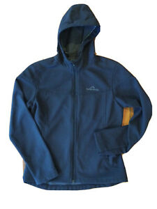 Kathmandu Womens Soft Shell Jacket 10 Black Hood Soft Warm Lining