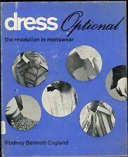 Dress Optional – The Revolution in Menswear – 1960s Fashions – G Ex-Library HC