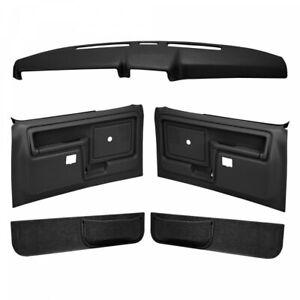 Coverlay 12-108CS Black Interior Kit for Ford Slide Locks Only
