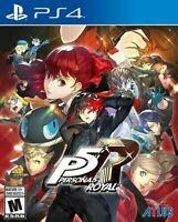 Persona 5 Royal: Standard Edition - Sony PlayStation 4 New