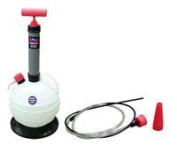 Oil Extractor Pump, Pela 6 Litre Vacuum Pump for fluid extraction