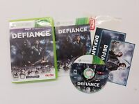 Trion Worlds - Defiance - Xbox 360 COMPLETE *** FREE FAST SHIPPING ***