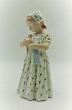 B&G Bing & Gröndahl Figur Mary mit Puppe im Arm 1721 Signiert Ingeborg Plockross