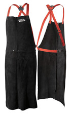 Lincoln LEATHER WELDING APRON Adjustable Harness, One Size Fits All, K3110-ALL