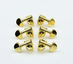 Grover Rotomatic Tuners / Machine Heads - Gold - RRP £60! - UK
