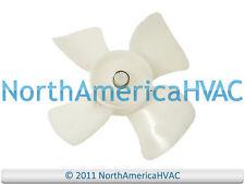 "Universal Plastic Push-On Fan Blade Propeller 4 Blade x 4"" x 3/16"" CW 8660-6011"