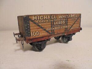 "Leeds""O""- WO/67 P.O.Wagon ""Michael Whitaker"" (100) fair/unboxd c1939"