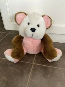 Hallmark SCOOP ICE CREAM Teddy Bear Vintage 1993