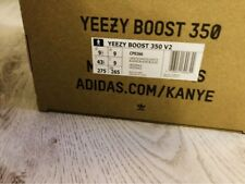 Adidas Yeezy Boost 350 V2 - Triple White - Gr.43 1/3 - Neu mit Rechnung