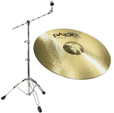 PAISTE 101 18 CRASH-RIDE + Forca-supporto pelvico