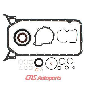 REF# CS26349 Fits 94-04 Mercedes 2.2L, 2.3L DOHC Lower Conversion Gasket Set