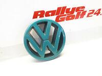 EMBLEM KÜHLERGRILL VW RALLYE GOLF 2 GT GTI 16V G60 US SYNCRO EDITION ONE BLUE T4