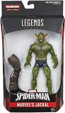 Marvel Legends Spider-Man Series Jackal Action Figure