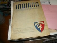 1949  Indiana National Guard 38th Infantry Division Yearbook RARE GREAT PHOTOS
