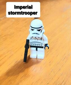 NEW LEGO STAR WARS STORMTROOPER MINIFIGURE BRAND NEW