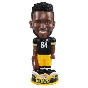 Antonio Brown Pittsburgh Steelers Knucklehead Big Head Bobblehead NFL